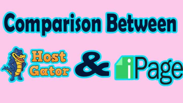 Hostgator VS Ipage VPS Hosting – A Detailed Comparison