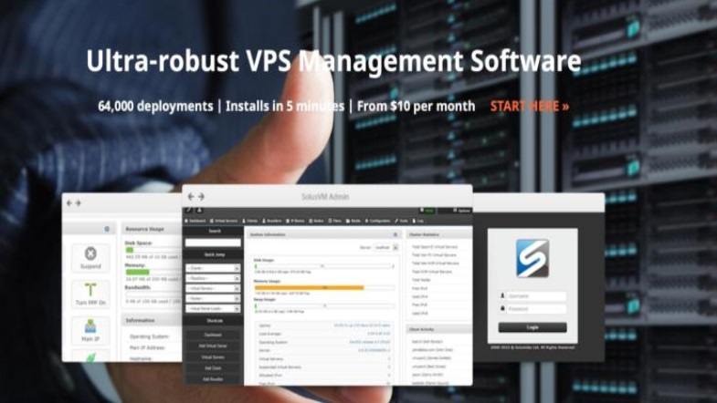 Manage Sites on a VPS Hosting Plan