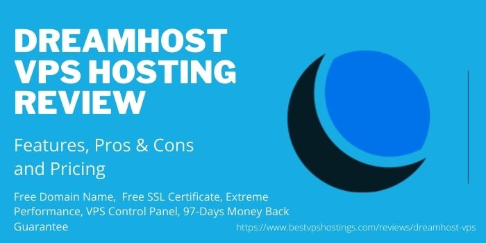 Dreamhost VPS Hosting Review-Features