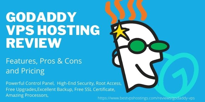 GoDaddy VPS Hosting Review- Features