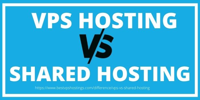 VPS Hosting VS Shared Hosting | What's The Difference?
