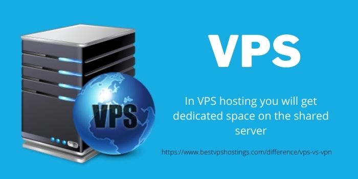 VPS VS VPN- what is vps
