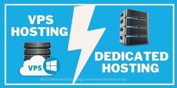 VPS Hosting VS Dedicated Hosting | Which Hosting You Should Choose?