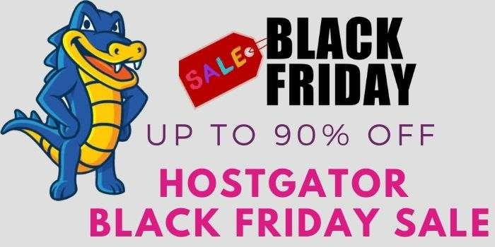 Hostgator Black Friday